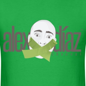 ALEX DIAZ LOGO T-Shirts - Men's T-Shirt
