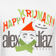 Design ~ MAN KRIJMAS EDITION ALEX DIAZ