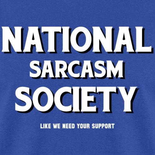National Sarcasm Society