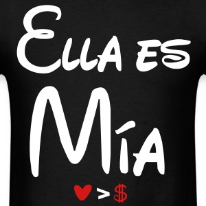 ella_es_mia - Men's T-Shirt
