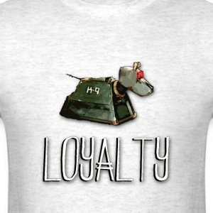 K9 Loyalty T-Shirts - Men's T-Shirt