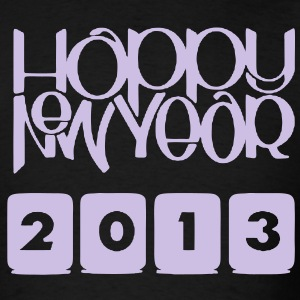 HAPPY NEW YEAR 2013 - Men's T-Shirt