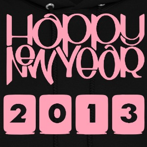 HAPPY NEW YEAR 2013 Hoodies - Women's Hoodie