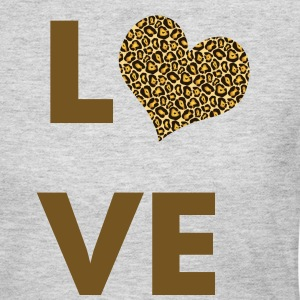 leopardprintheart Long Sleeve Shirts - Women's Long Sleeve Jersey T-Shirt