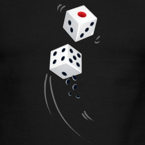 Dice - Men's Ringer T-Shirt