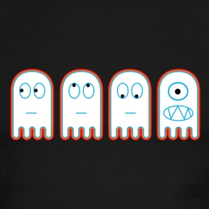 ghost - Men's Ringer T-Shirt