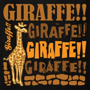 Giraffe!! - Kids' T-Shirt