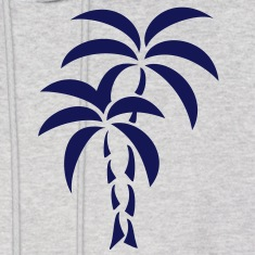 Palm Tree / Tattoo Style / Vector / Hoodies