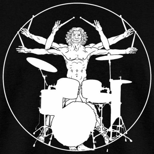 Vitruvian Drummer