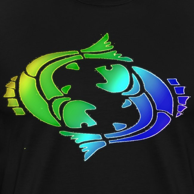 PISCES T-SHIRT multicolor