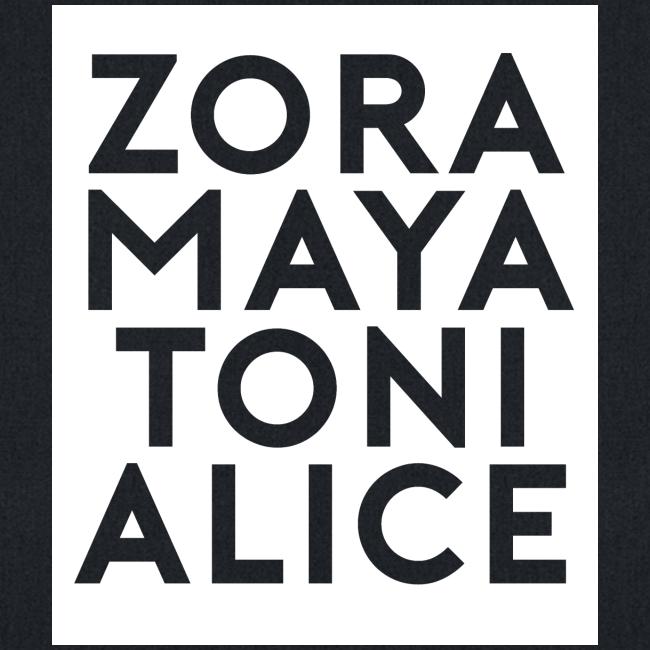 Zora Maya Toni Alice Tote