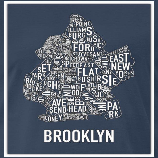 BKLYN MAP