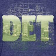 Design ~ Detroit Skyline Map