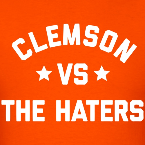 Clemson vs. the Haters