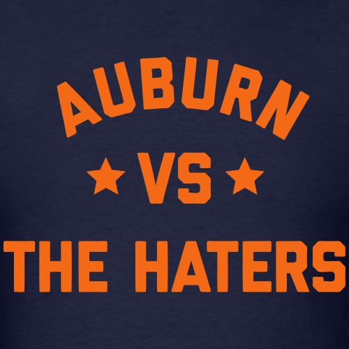 Auburn vs. the Haters