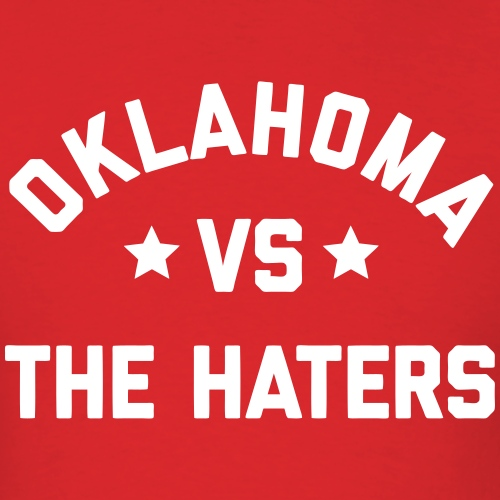 Oklahoma vs. the Haters