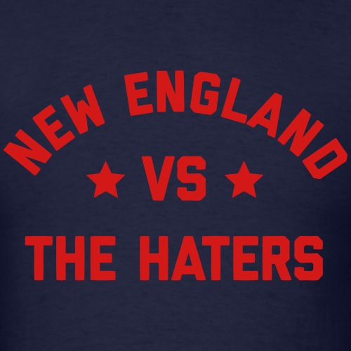 New England vs. the Haters