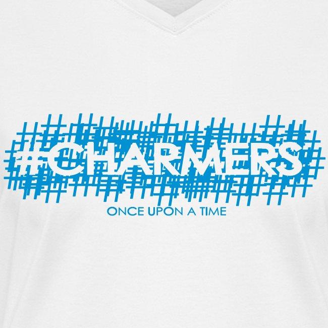 Original #Charmers Tee - Blue Ink