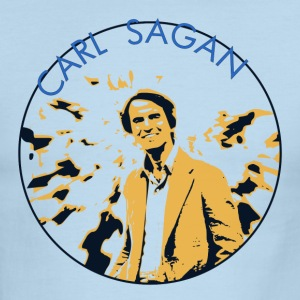 Vintage Carl Sagan - Men's Ringer T-Shirt