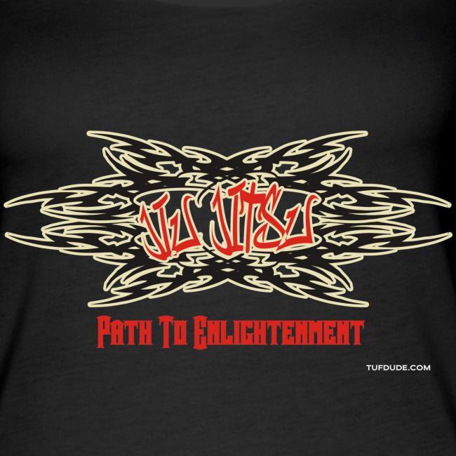 Jiu Jitsu - Path To Enlightenment Women's Tank Top