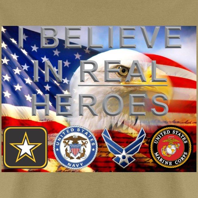 Real Heroes Mil/Civ