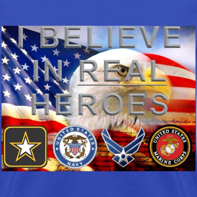 Real Heroes Mil F