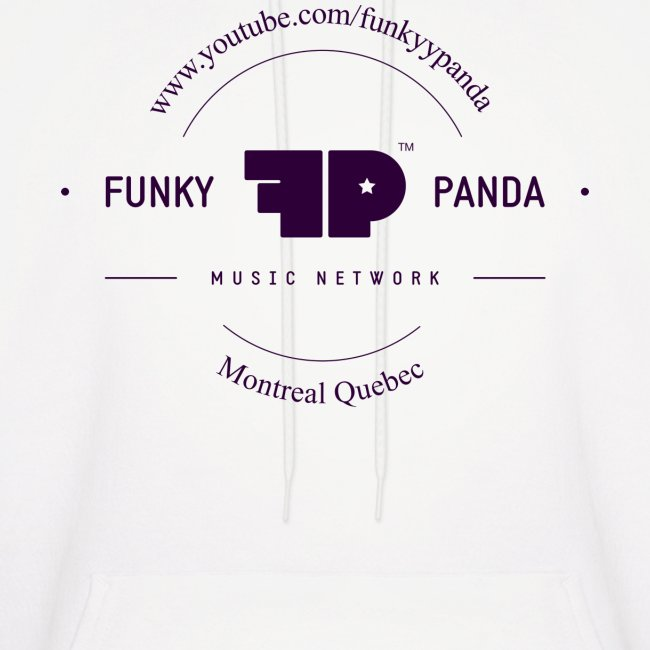 Funky Panda-Bear Hoodie for Men