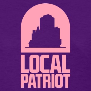 Local Patriot City Women's T-Shirts - Women's T-Shirt