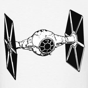 Tie Fighter - Men's T-Shirt
