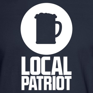 Local Patriot Beer Long Sleeve Shirts - Men's Long Sleeve T-Shirt