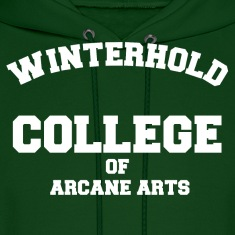 Winterhold College White Hoodies