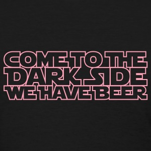 Come to the dark side we have beer 1.1c outline Women's T-Shirts - Women's T-Shirt
