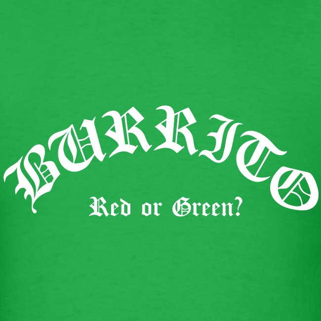 Burrito - Red or Green