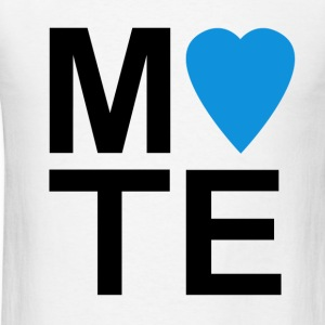 Soulmate MATE Pair Couple Shirt - Men's T-Shirt