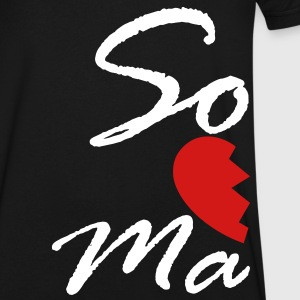 soul mate - right T-Shirts - Men's V-Neck T-Shirt by Canvas
