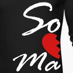 soul mate - right Long Sleeve Shirts