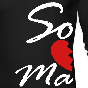 soul mate - right Long Sleeve Shirts - Men's Long Sleeve T-Shirt by Next Level