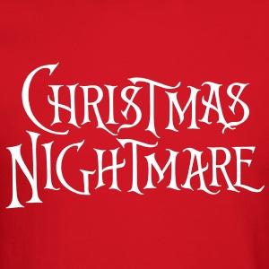 Christmas Nightmare Red Crew - Crewneck Sweatshirt