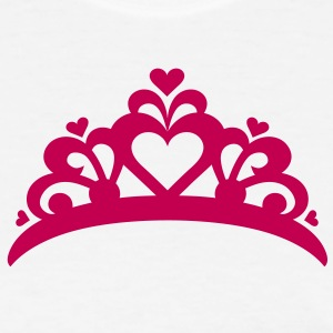 Crown Bride Princess Women's T-Shirts - Women's T-Shirt