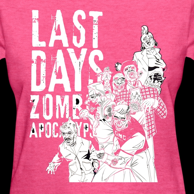 GMG Last Days Crew Women's T