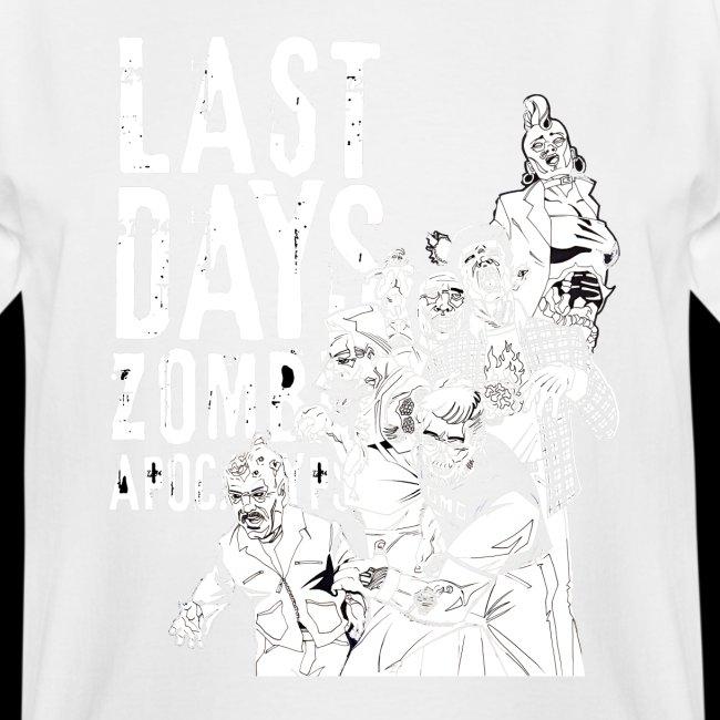 GMG Last Days Crew T (TALL)