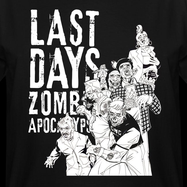 GMG Last Days Crew T (TALL)