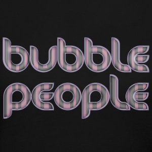 'BubblePeople' Women's Long Sleeve Jersey T-Shirt - Women's Long Sleeve Jersey T-Shirt