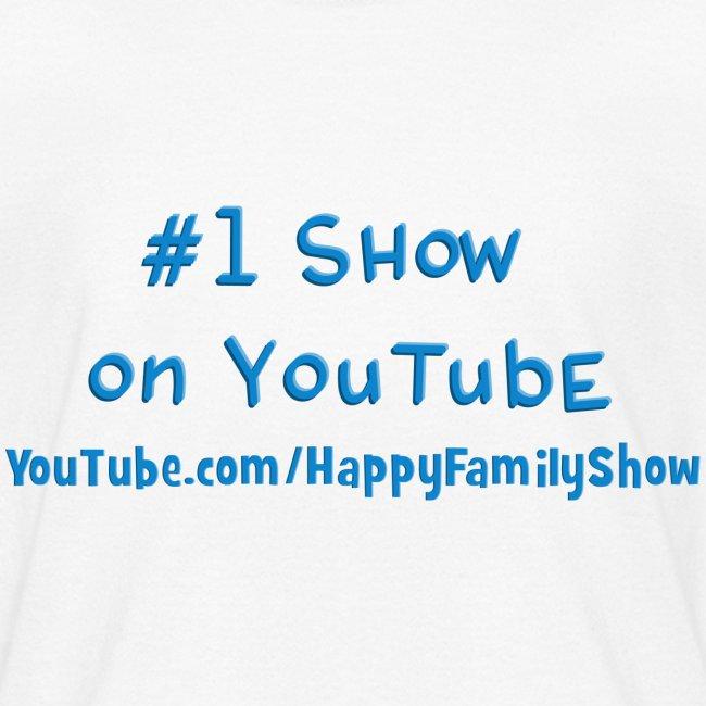 "Kids ""#1 Show on YouTube"" Shirt"