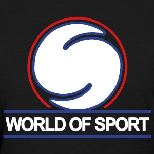 World Of Sport Women's T-Shirts - Women's T-Shirt