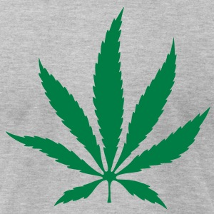 cannabis T-Shirts - Men's T-Shirt by American Apparel