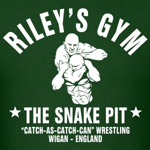 Riley's Gym T-Shirts - Men's T-Shirt