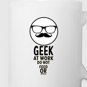 geek at work - Coffee/Tea Mug
