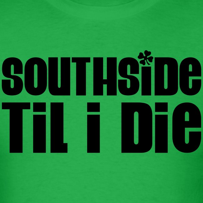 2-sided Southside Pride Green Tee