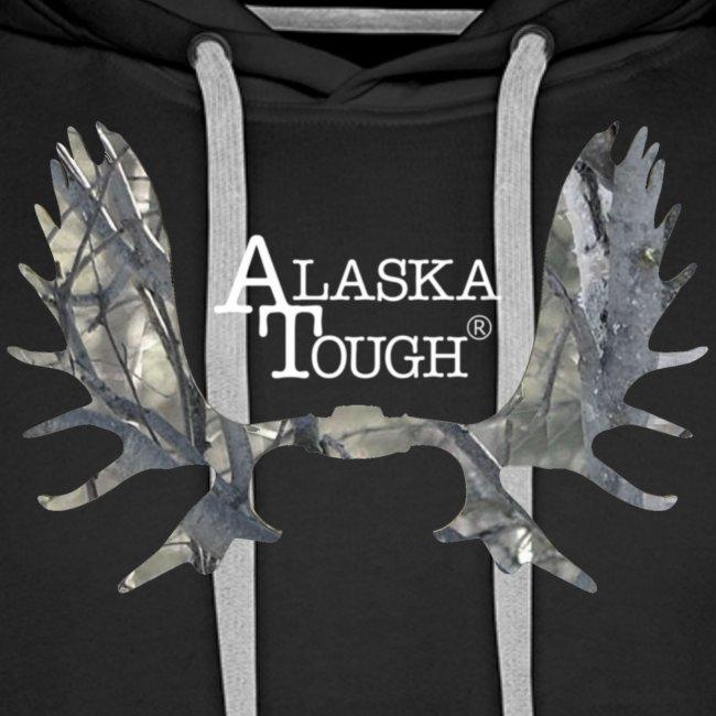 Alaskan Camo Antlers Hoodie
